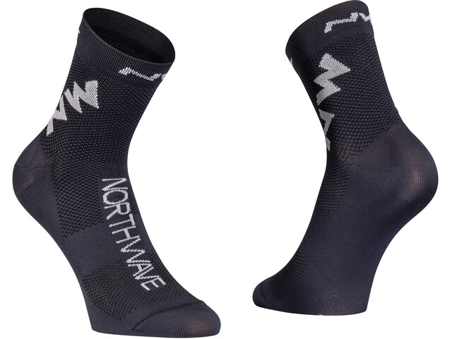 Northwave Extreme Air Chaussettes courtes Homme, black/grey